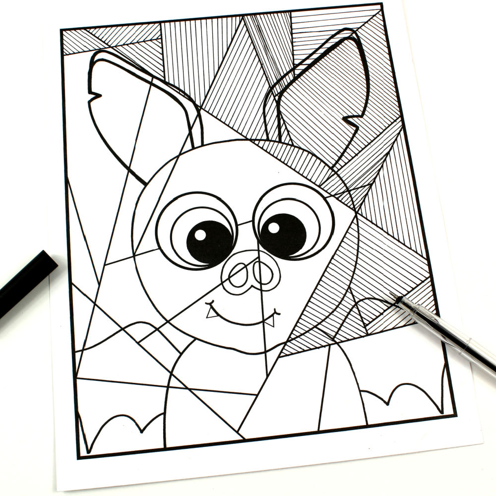 bat line study