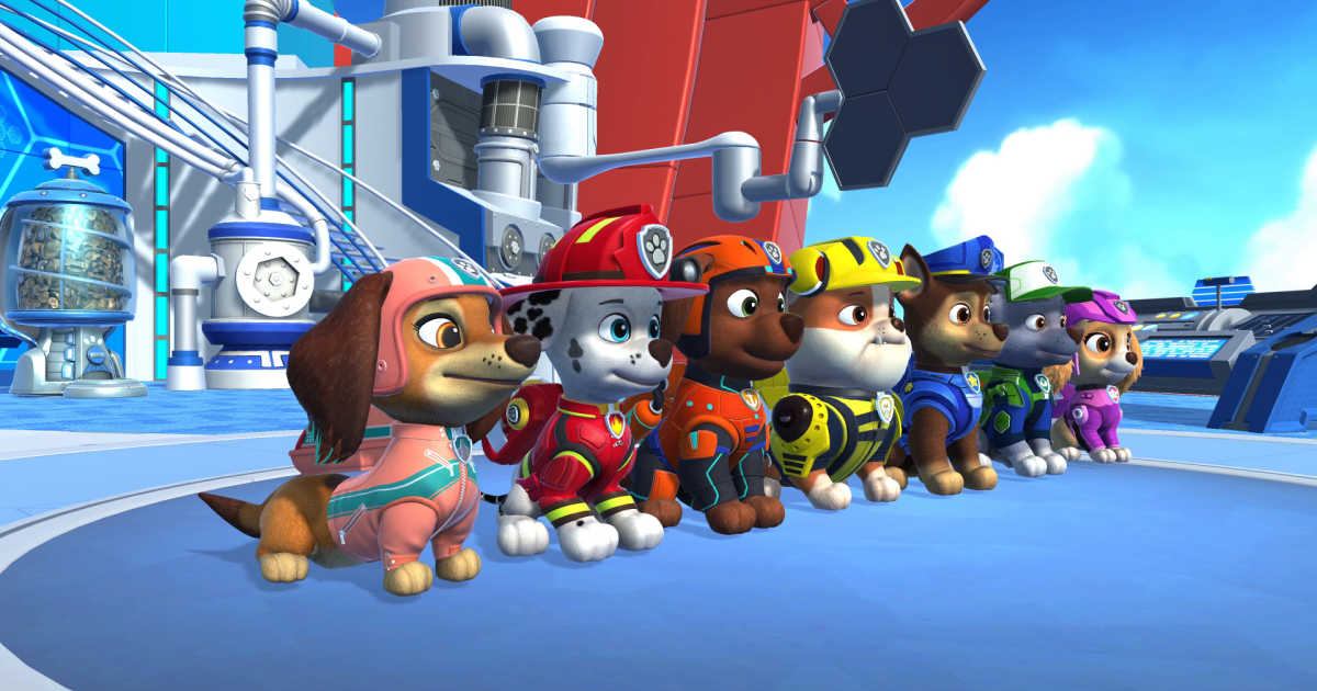feature paw patrol video game