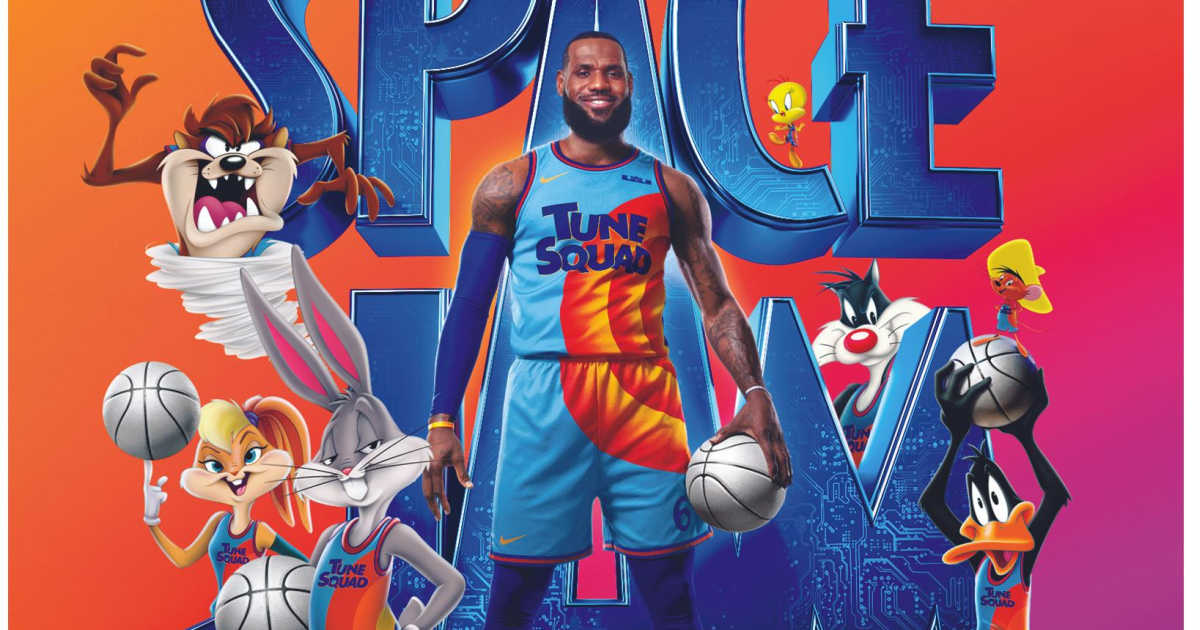 feature space jam blu-ray