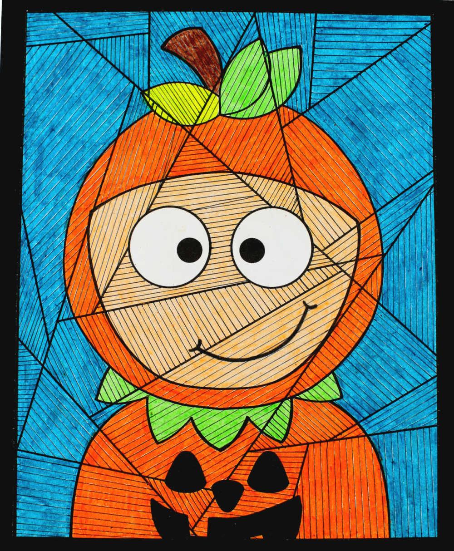 pumpkin child craft