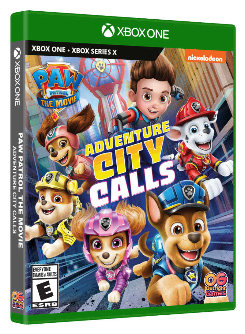 Your little ones will have loads of fun, when they play the new Paw Patrol video game on PlayStation, Xbox One, Nintendo Switch or PC!