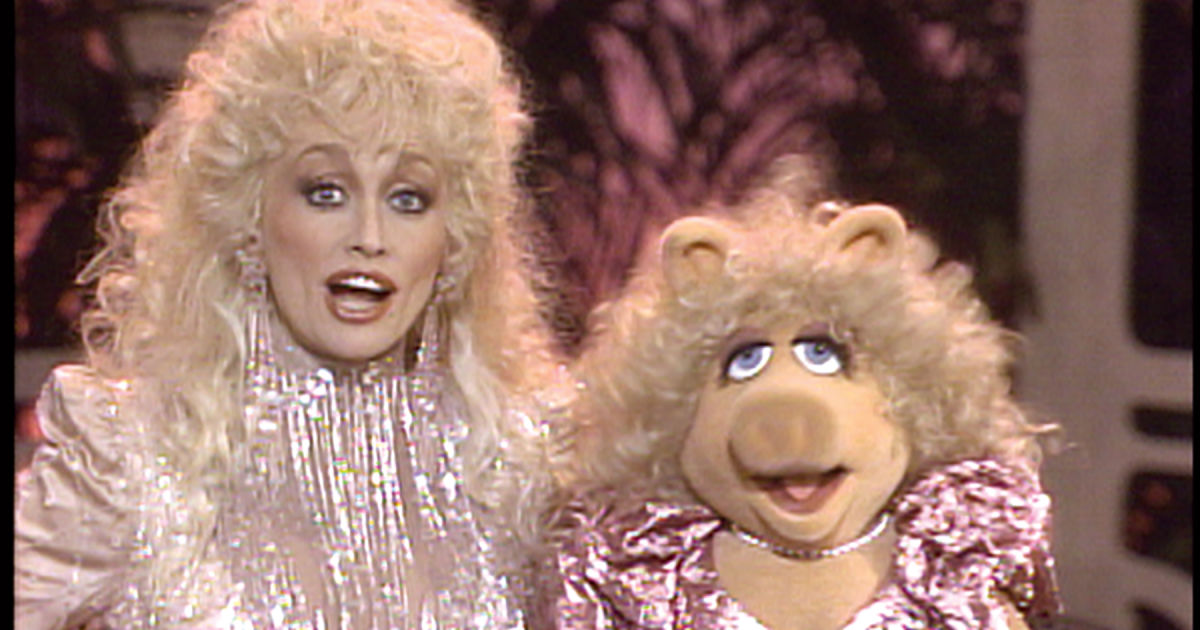 dolly and miss piggy