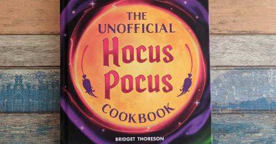 feature hocus pocus cookbook