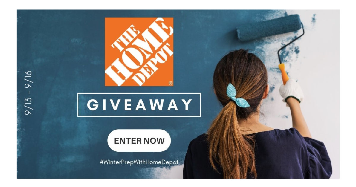 feature sept 2021 home depot gift card giveaway