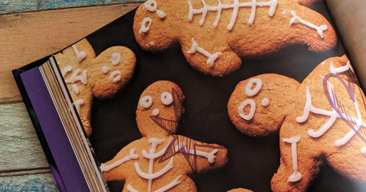 halloween ginger dead men