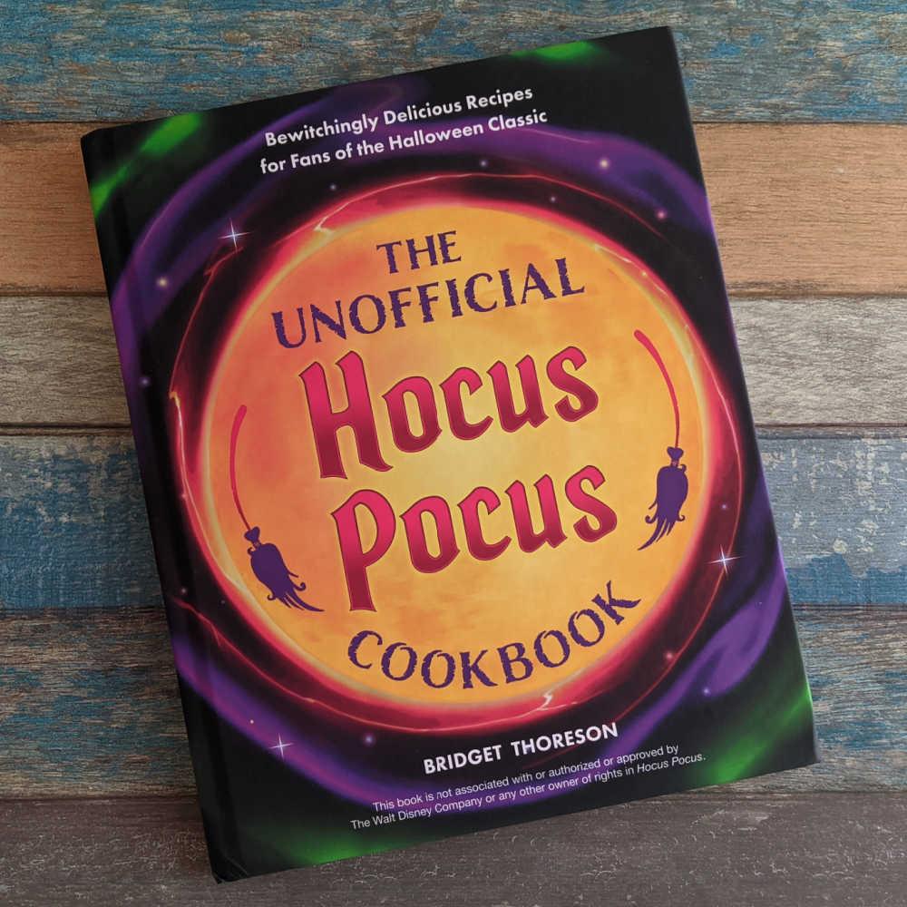 halloween hocus pocus cookbook