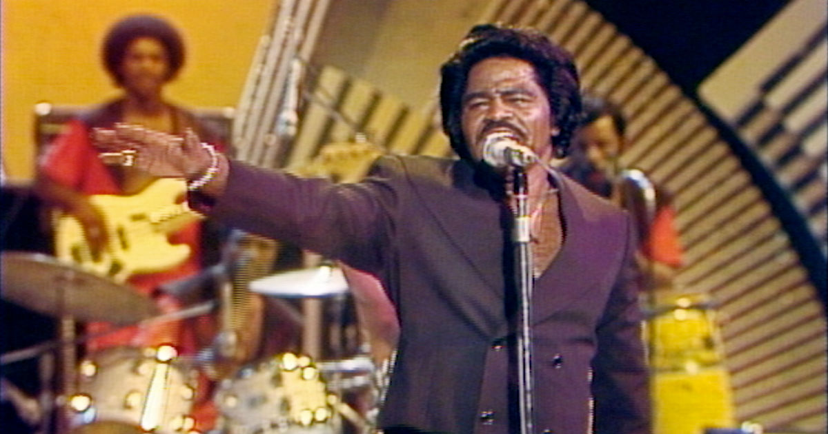 james brown on midnight special