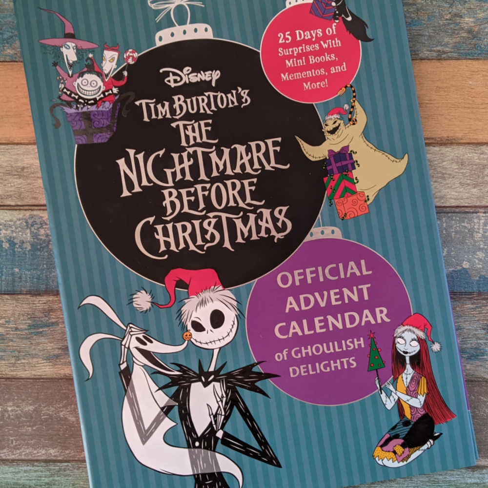Your family will enjoy counting down the days, when you get them the Nightmare Before Christmas Advent Calendar of Ghoulish Delights