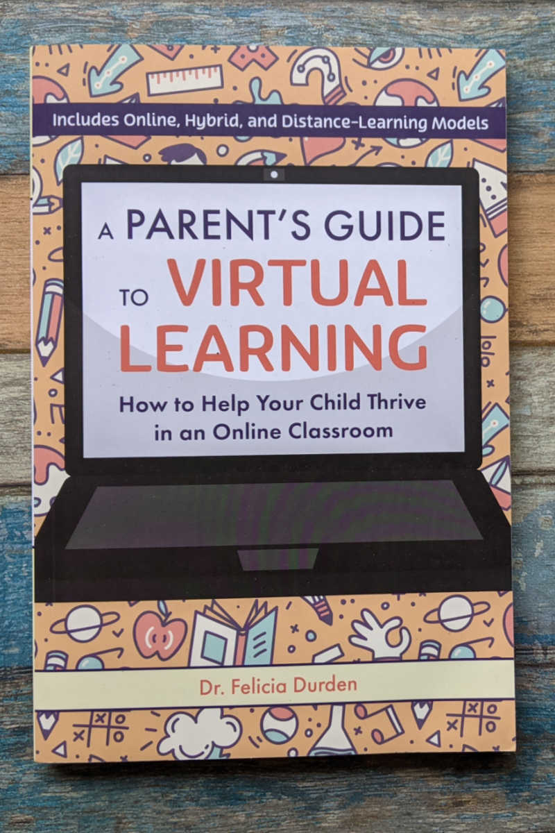 These days it's especially challenging for parents, so a virtual learning guidebook is exactly what's need to help kids be successful.
