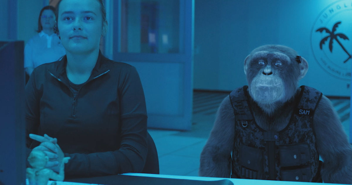 scene from c i ape movie