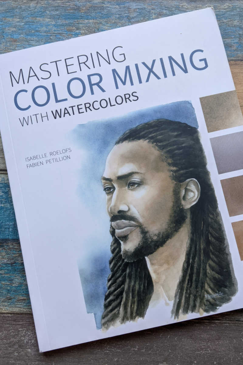 Read Color Mixing with Watercolors, so that you can learn how to get the colors right for your watercolor art projects.