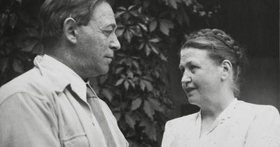 Alvar and Aino Aalto Finnish architects