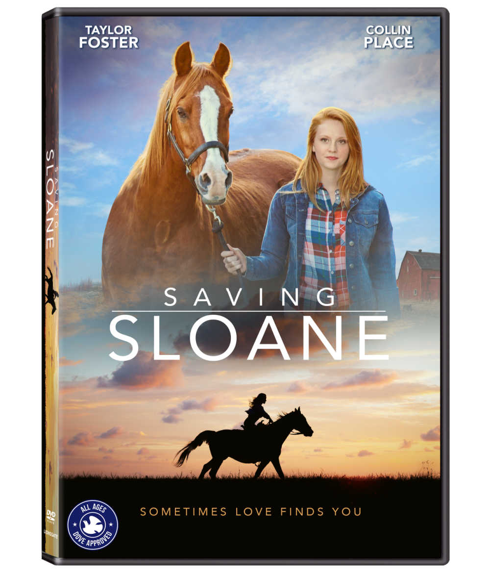 Growing up and finding out who you are can be tricky, but in the new Saving Sloane coming of age movie it is a horse that helps.