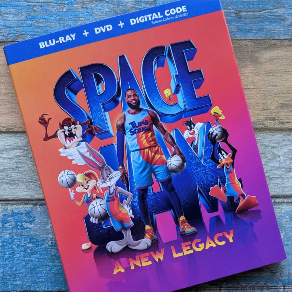 movie space jam blu-ray