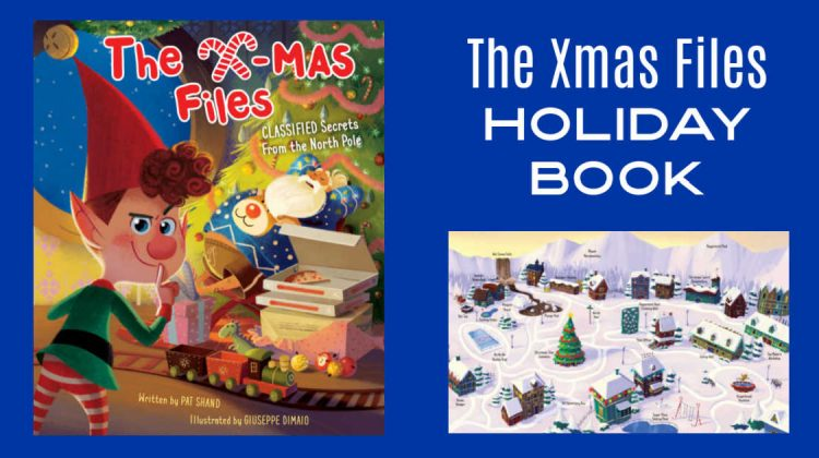 the x-mas files holiday book